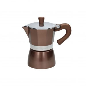 copper coffee maker