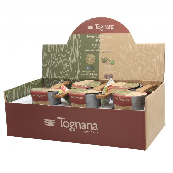 tognana mini milk pot