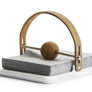 sagaform napkin holder