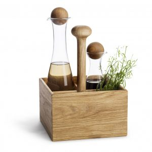 sagaform nature serving box