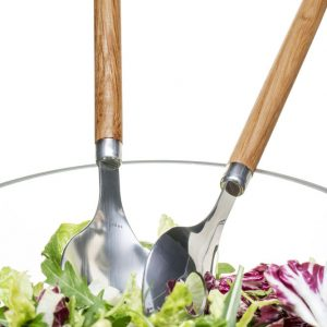 sagaform salad utensils